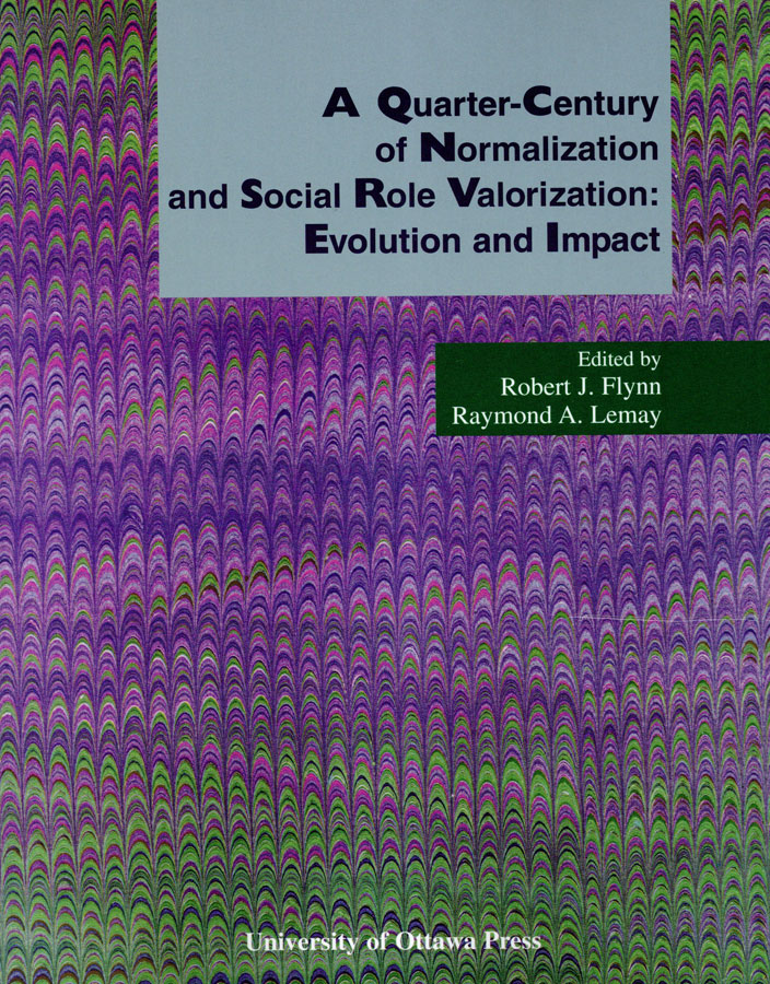 A Quarter-Century of Normalization and Social Role Valorization: Evolution and Impact